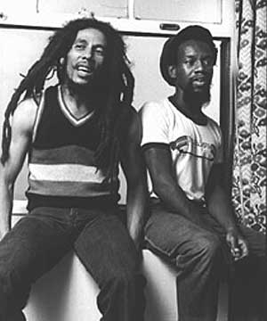 Bob Marley & Peter Tosh