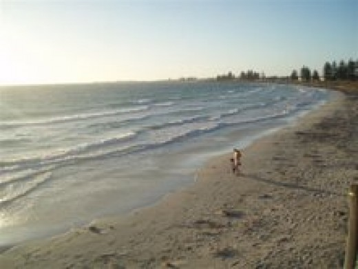 Our foreshore is pristine, but how long, one must ask.