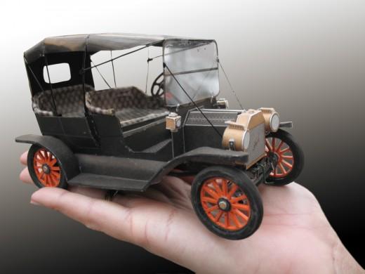 Old Model T