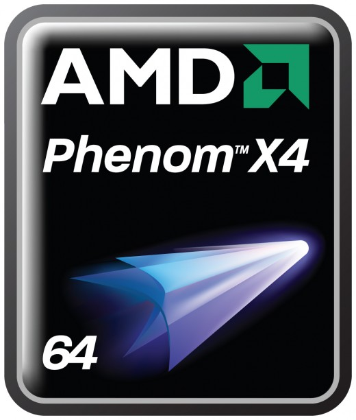 AMD Phenom x4 core processor