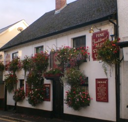 Moretonhampstead, The Union Inn
