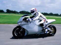 Y2K Jet Powered Motorbike