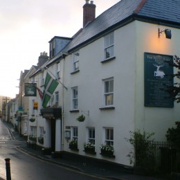 The White Hart, Moretonhampstead