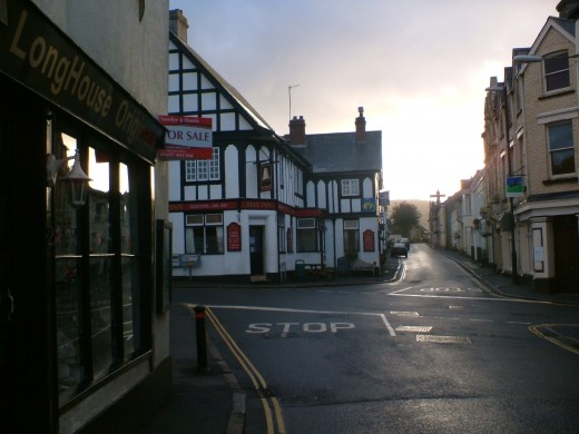 The Bell Inn, Moretonhampstead