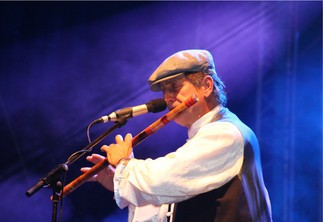 Rao Kyao Festival of World Music in 2007, in Porto Covo, Portugal