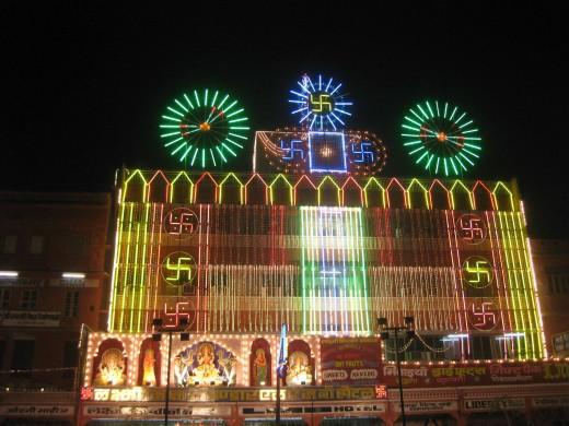 LMB Hotel, Johri Bazar, Jaipur
