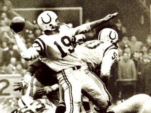 Johnny Unitas - Baltimore Colts