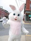 History of the Egglaying Easterbunny