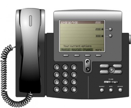 How to use a voip phone?