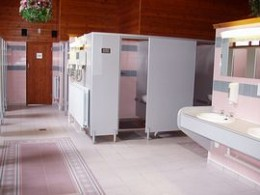 Lincoln Farm Park Toilet Block
