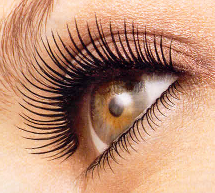 Flawless lashes are not easy to achieve.