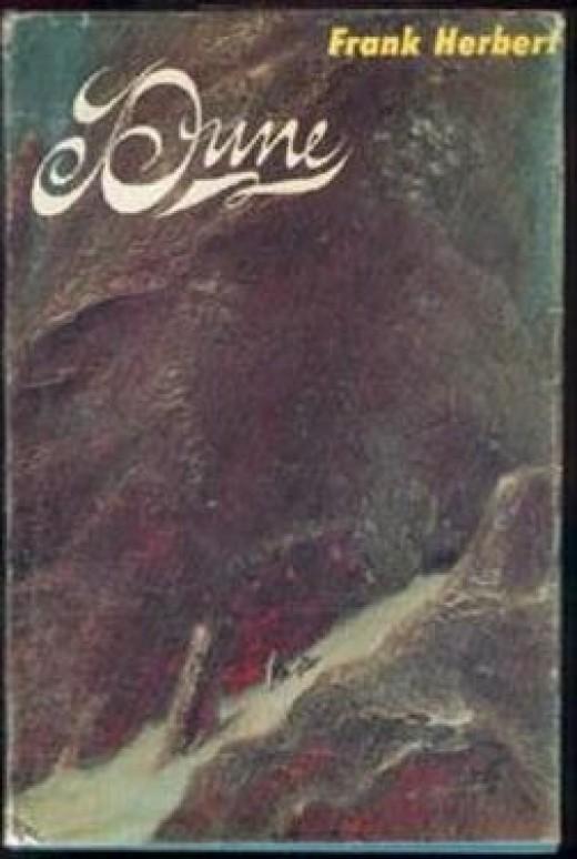 First Edition cover art by John Schoenherr