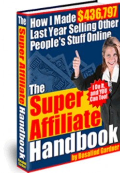 Super Affiliates Handbook Review
