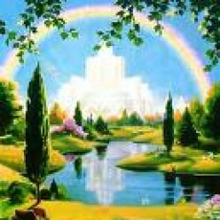 The Paradise of God (current heaven)