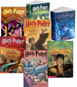 Harry Potter Books vs Movies