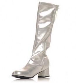 Dora Silver shoes