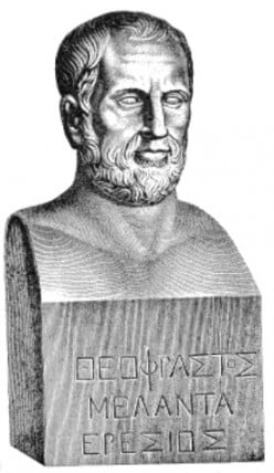 Greek Philosopher: Theophrastus