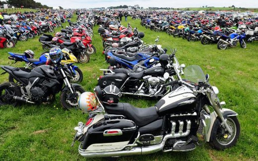 Where the gathering took place Phillip Island