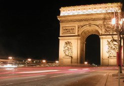 Facts On France And The French - The Arc du Triomphe in Paris