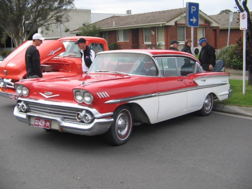 Just to keep every one happy here is a Chevrolet Bel Air