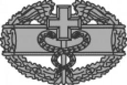 Combat Medic Badge