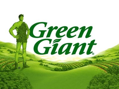 Picture of the famous Green Giant