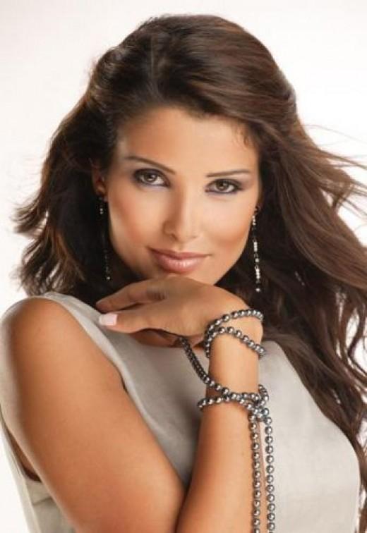 Moroccan singer Sofia Marikh