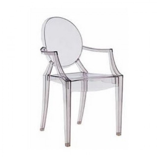 Starck's Louis Ghost Chair has become a furniture icon