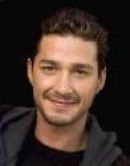 "Shia Labeouf, Ford's son in ""Indiana Jones"""