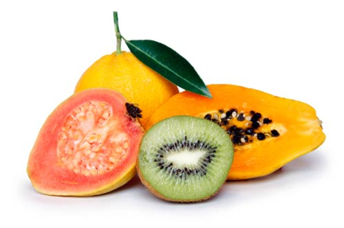 Vitamin C is found in many fruits ~ not just oranges!
