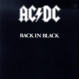 Ac/Dc Back in Black