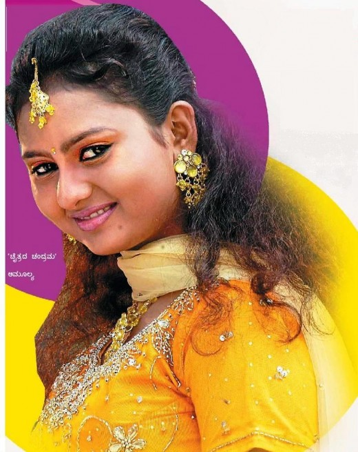 Amulya-another picture