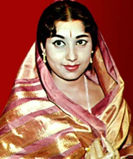 jayanthi beauty queen of yester years is a wonderful screen