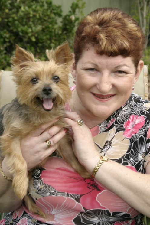 """Mum and her Little """"Snookie"""""""
