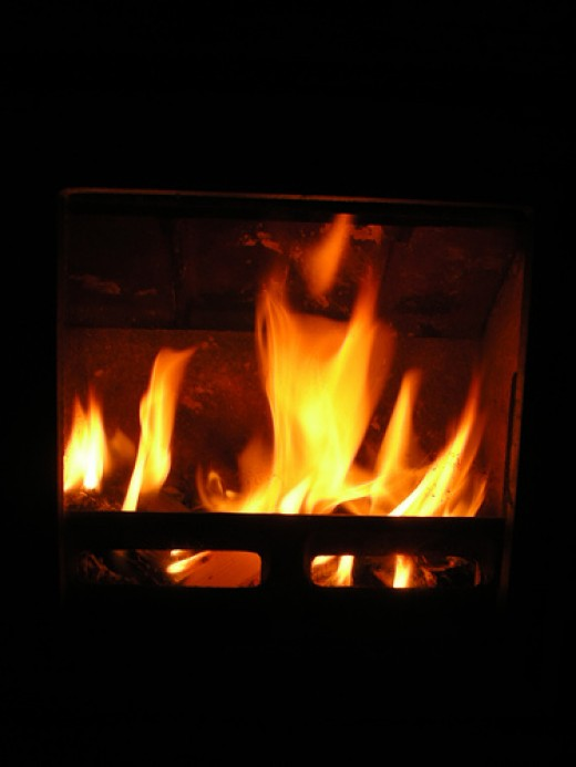 Buying and Fitting a Woodburning Stove.
