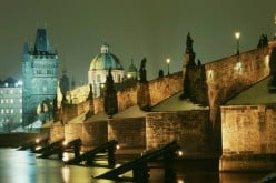 Charles Bridge at Night