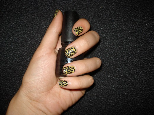 Cheeta Fingers