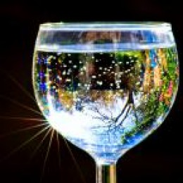 glass of water (kuzdra flickr.com)