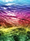 rainbow in the water (xk8jag200 flickr.com)