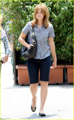 Mandy Moore's Casual Outfit