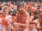 La Tomatina Festival in Buniol Spain