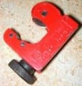small pipe cutter