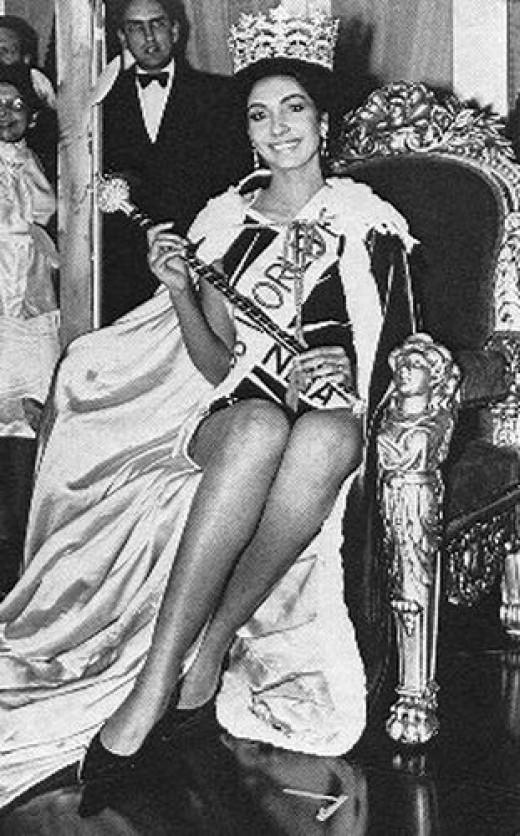 Reita Faria (Miss India World 1966)