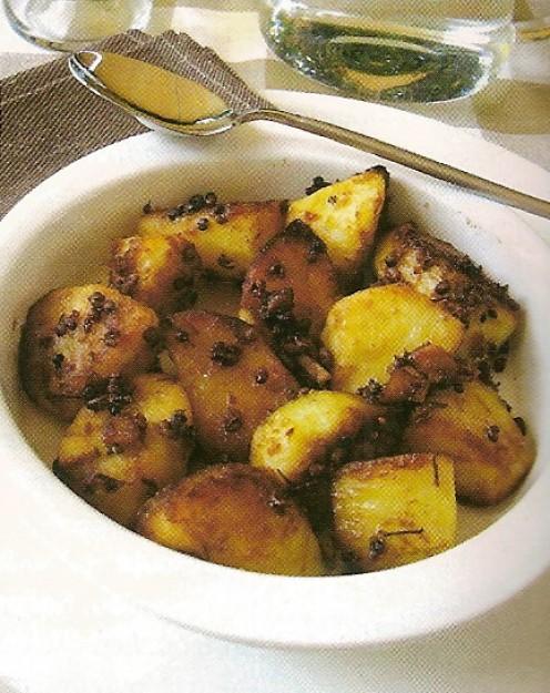 Caramelized Potatoes