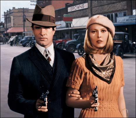 Bonnie & Clyde-famous fugitives