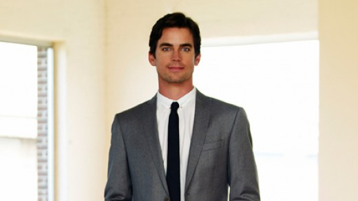 White Collar's main star and con-artist, Neil Caffrey
