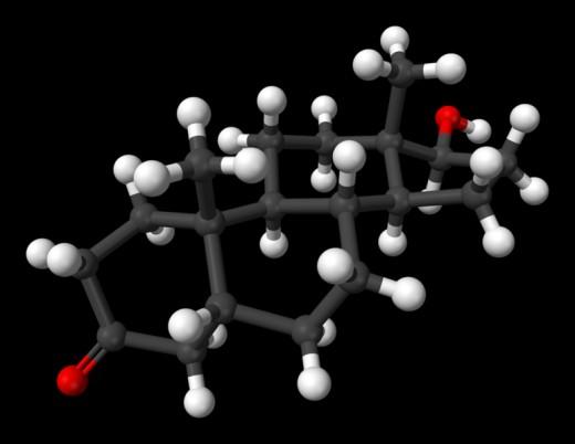 DHT Molecule
