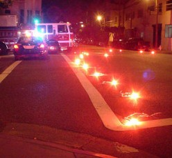 Road Flares: Essential for Accident Scene Safety