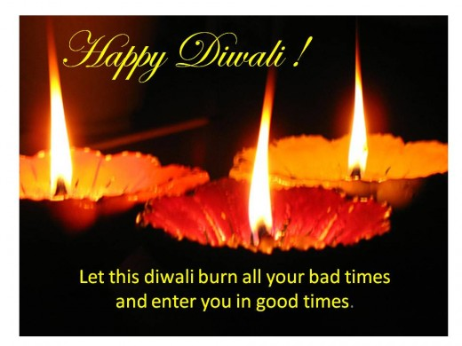 Diwali celebrates the triumph of good over evil, light over darkness, life over death.  it is a time of hope and new beginnings