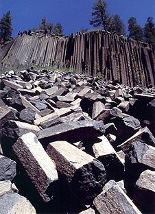 Devil's Post Pile National Monument